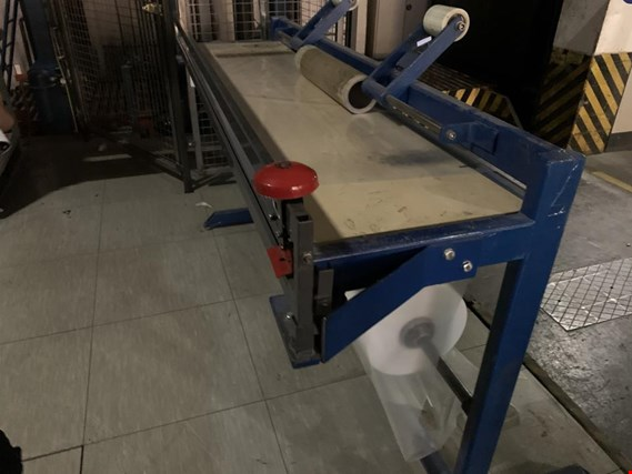 Used Packaging table for Sale (Auction Premium) | NetBid Industrial Auctions