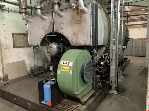 Used C-Kessel Standard heating boiler for Sale (Auction Premium) | NetBid Industrial Auctions