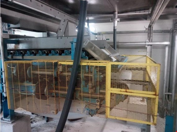 Used Screening belt system for Sale (Trading Premium) | NetBid Industrial Auctions