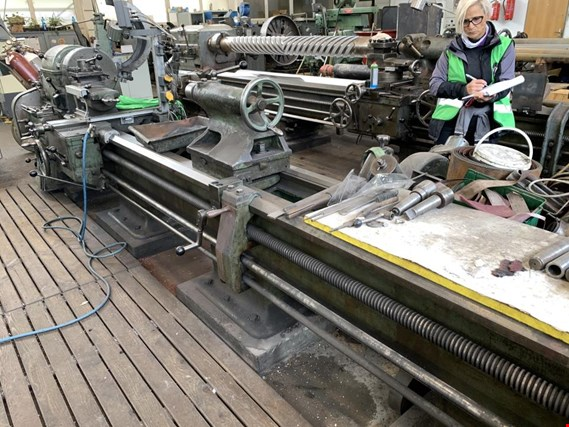 Used Kappe lathe for Sale (Auction Premium) | NetBid Industrial Auctions