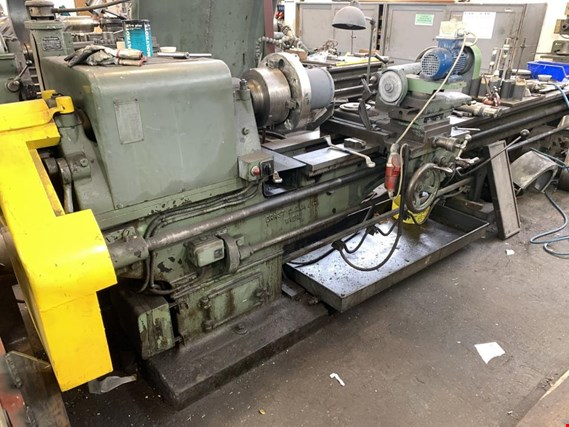 Used ERNST DANIA lathe for Sale (Trading Premium) | NetBid Industrial Auctions