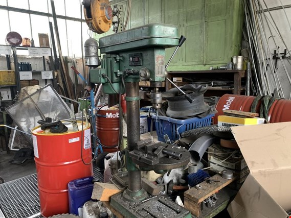 Used General Pillar drilling machine for Sale (Trading Premium) | NetBid Industrial Auctions