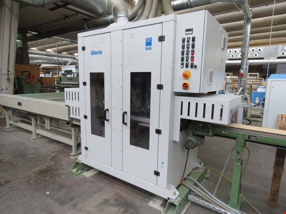 Used STÄHLE-HESS  Gloria 2 belt single wood sanding machine for Sale (Trading Premium) | NetBid Industrial Auctions