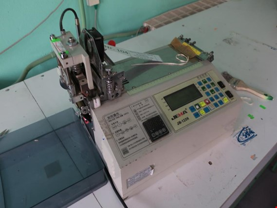 Used Jema JM-120H Auto tape hot cutting machine for Sale (Auction Premium) | NetBid Industrial Auctions