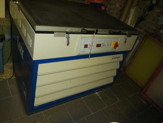 Used Acos Graf PES 80 11 Exposure device for sieves for Sale (Auction Premium) | NetBid Slovenija