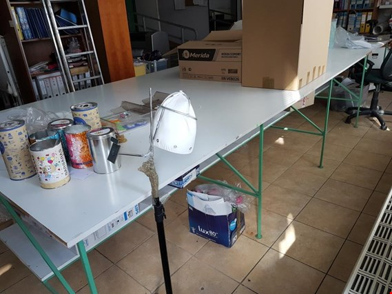 Used knitting table for Sale (Auction Premium) | NetBid Slovenija