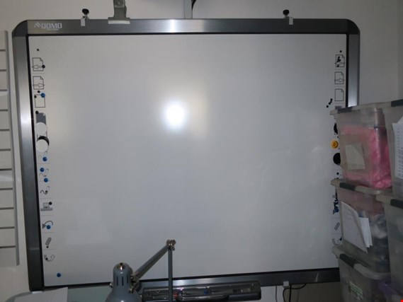 Used QUOMO Interactive board for Sale (Auction Premium) | NetBid Industrial Auctions