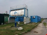 Technological equipment for the pre-preparation of feedstock for a biogas plant