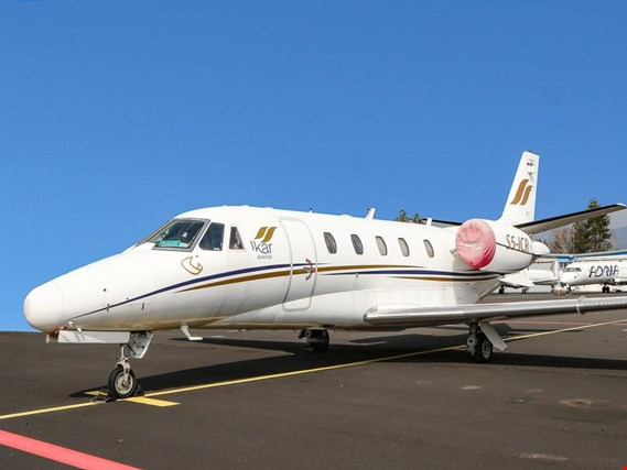Used Cessna CITATION EXCEL 560-XL Business Jet for Sale (Trading Premium) | NetBid Industrial Auctions