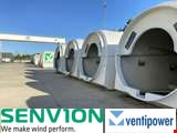 Plant components and spare parts stocks for wind turbines SENVION
